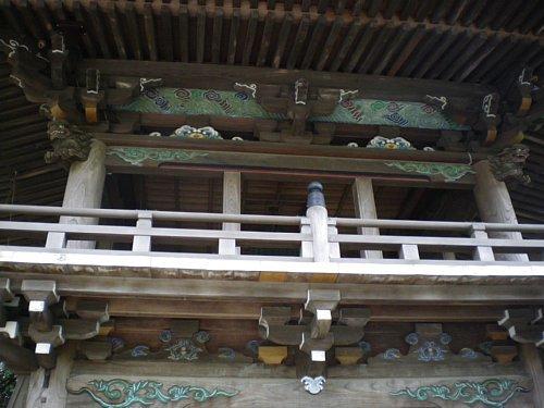 長禅寺・山門2