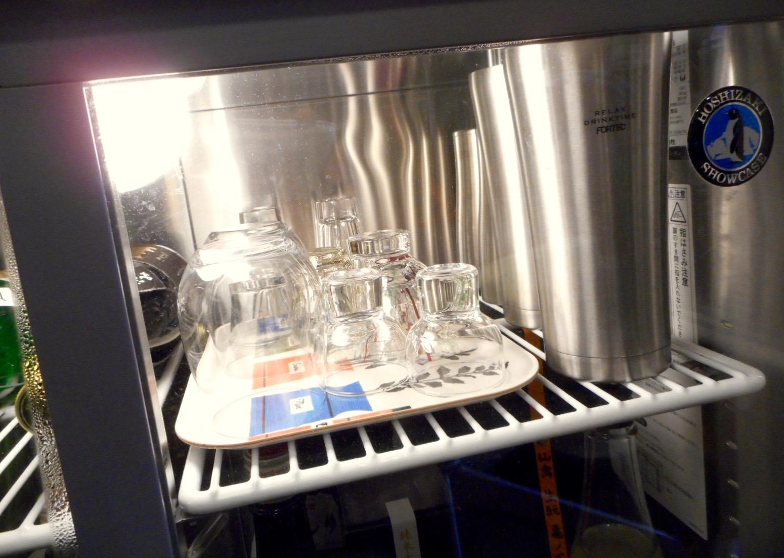 日本酒用冷蔵庫