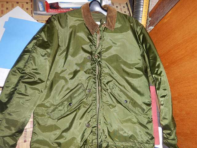 DECK-JAKET, EXTREME COLD WEATER IMPERMEABLE