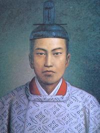 あのころの - 歴代天皇の肖像画...