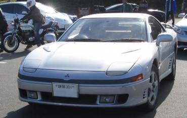 「三菱GTO3000GT」Z15A-Z16A HSXスタリオン(Starion)ギャランVR-4ディアマンテ(Diamante )エテルナΣギャランΣランサーエボリューション(LANCER Evolution ランエボ)