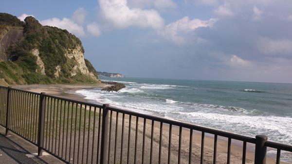 外房総リアス式海岸絶景
