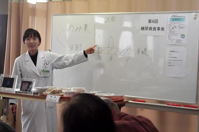 八幡Dr講演