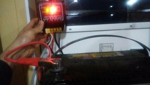 ソーラーパネル増設 ポスト設置_170115_0013