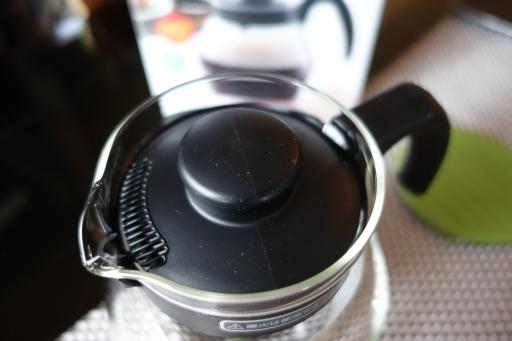HARIO (ハリオ) コーヒー & ティーサーバー テコ