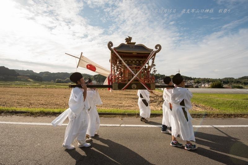 2016夜支布山口神社 秋祭り (4)