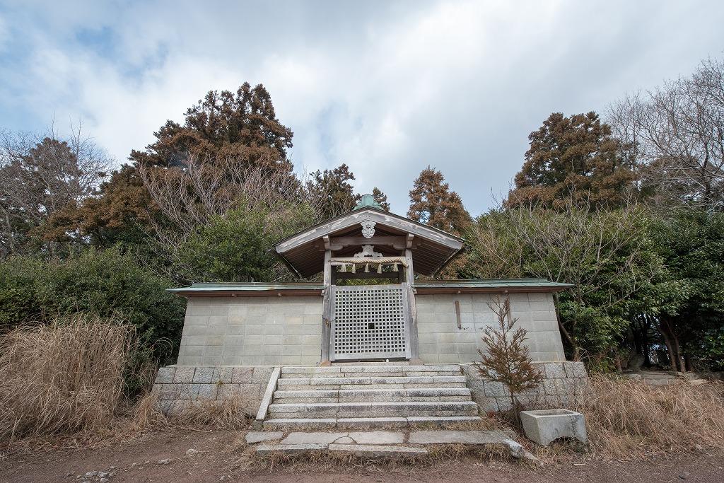 20170131 二上山登山 (5)