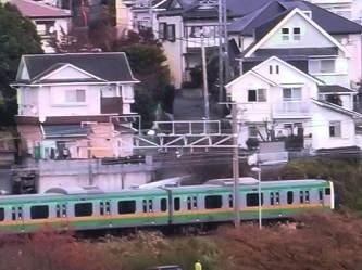 kmnd224斜坑5zzz電車
