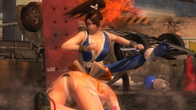 DEAD OR ALIVE 5 Last Round_20170123015545
