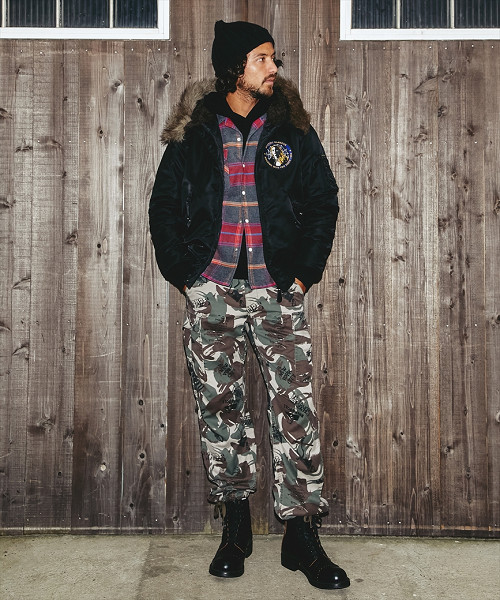 HYSTERIC GLAMOUR STYLE-1