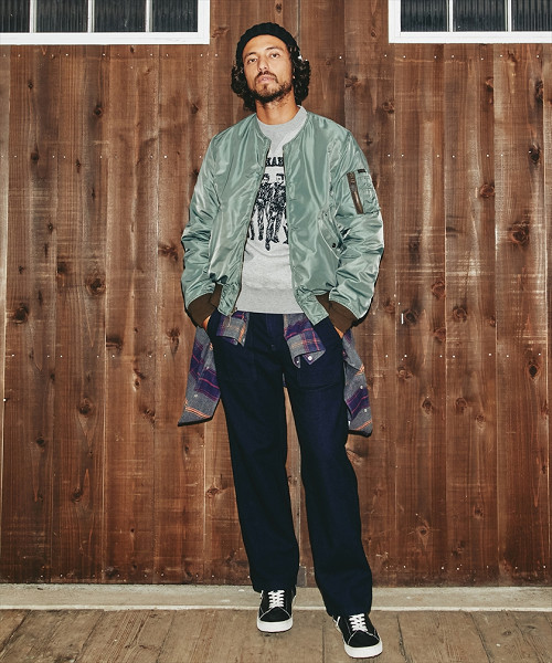 HYSTERIC GLAMOUR STYLE-2
