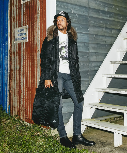 HYSTERIC GLAMOUR STYLE-3