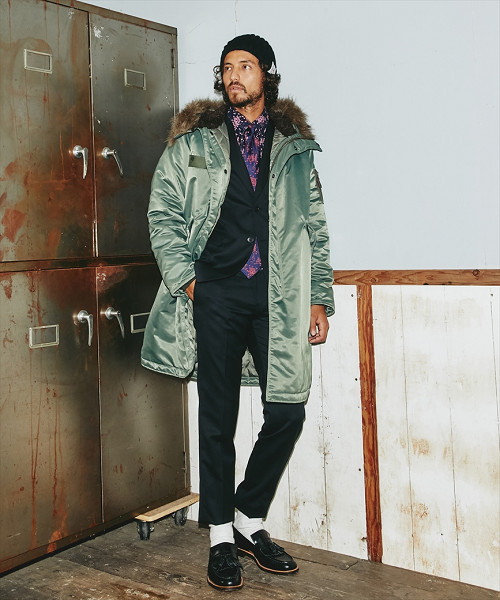 HYSTERIC GLAMOUR STYLE-5