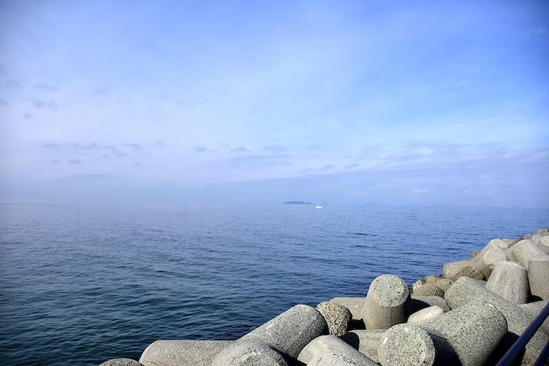 海とカフェ