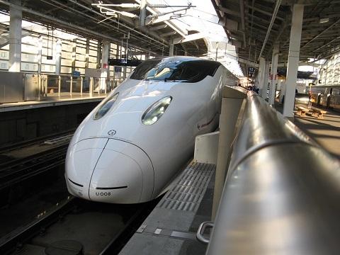 800系新幹線つばめ