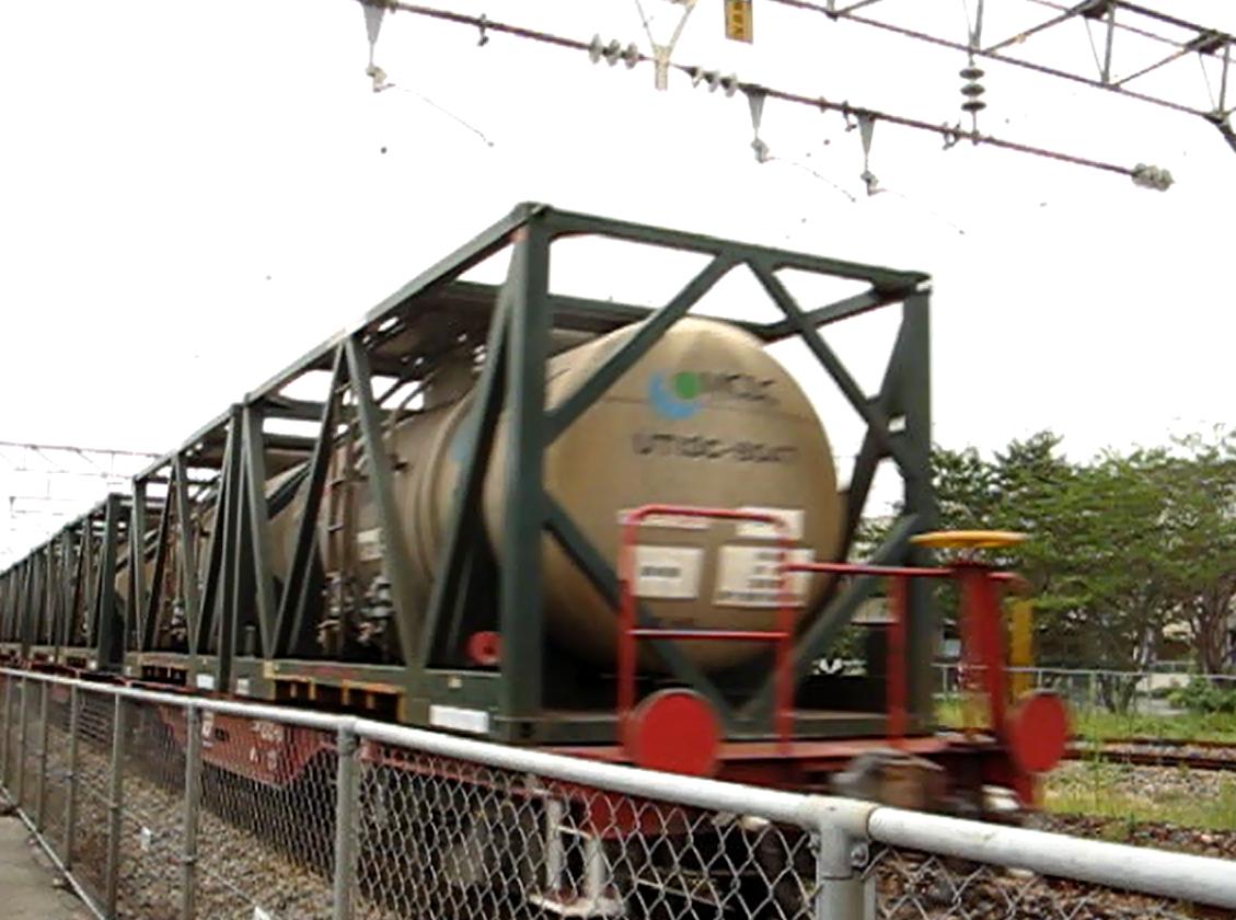 ED76タンク車