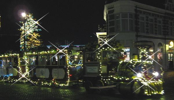 ハウステンボス電車