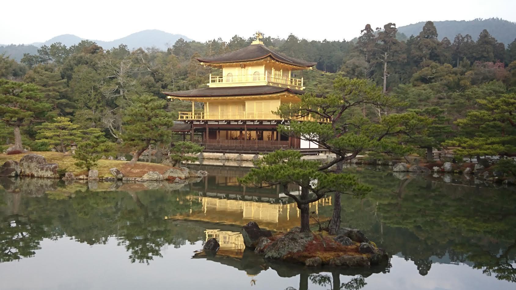 2017金閣寺