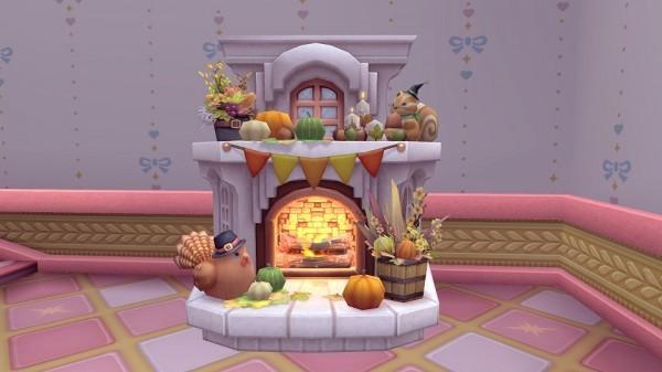 基本無料のアニメチックファンタジーオンラインゲーム『幻想神域』 かわいい家具がもらえるイベント「女神像に祈りを込めて」を開催‼