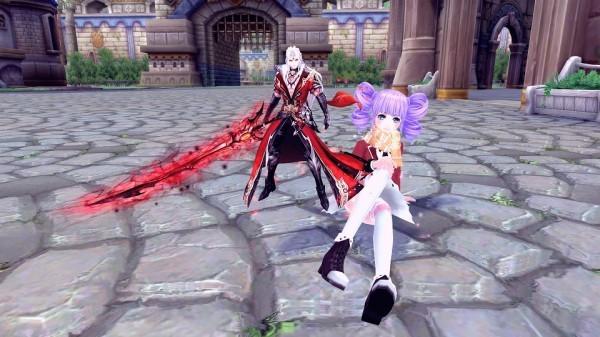 基本無料のアニメチックファンタジーオンラインゲーム『幻想神域』 幻紳「ミカエル」「ルシファー」のミニペットが新登場‼幻紳バトルの追加アップデートも実施…‼