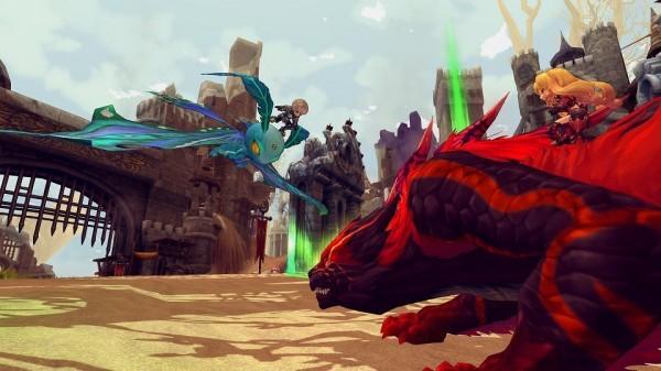 基本無料のハンティングアクションRPG『ハンターヒーロー』 12月1日にスキルレベル120開放!戦闘用ホイッスルの調整を実施…‼