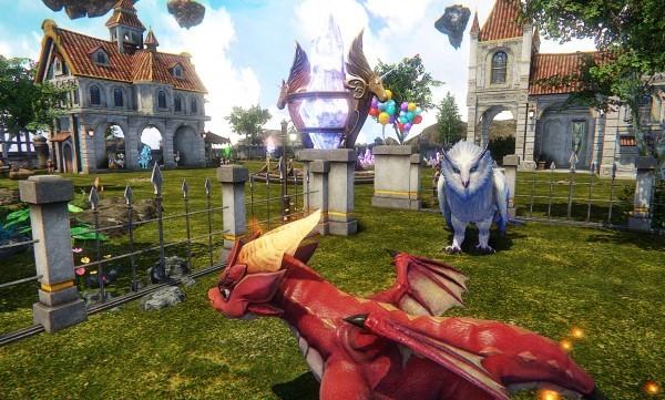 基本無料の天地を駆け巡る超大作ファンタジーMMORPG『イカロスオンライン』 フェロー冒険やフェロー牧場を追加する「フェロー牧場2次拡張」を実施…‼