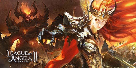 基本無料の新作ブラウザダークファンタジーRPG 『リーグオブエンジェルズ2』