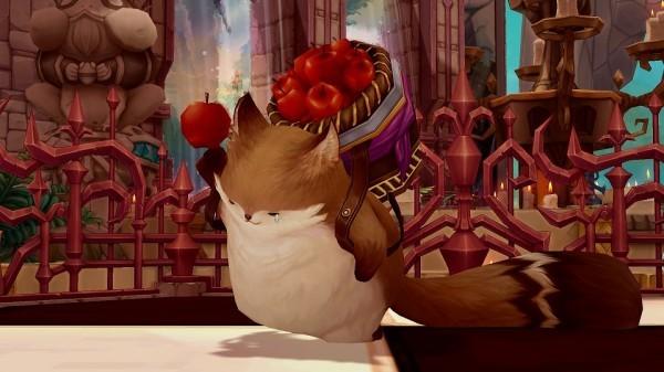 基本無料の新作ドラマチックアクションRPG『セブンスダーク』 ネズミとイヌから逃げ回るイベント「ラクーム・イン・クッキーランド」を開催…‼
