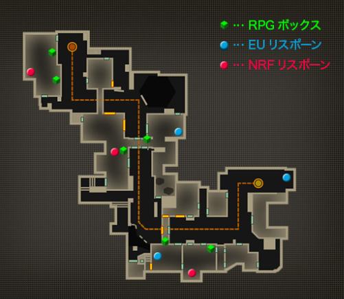 №1FPSオンラインゲーム 『アライアンス オブ ヴァリアントアームズ(AVA)』 12月21日にユーザーのアイデアが原案の新護衛マップ「FURY」を実装するよ~!!