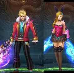 基本プレイ無料の運命を変えるブラウザMMORPG『リグレティア』 連続ログインで限定アバターを入手しよう♪「バレンタインアイテムプレゼントキャンペーン」を開催したよ~!