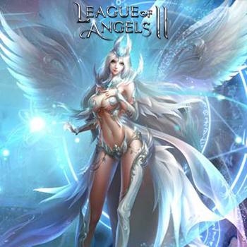 基本プレイ無料の新作ブラウザダークファンタジーRPG 『リーグオブエンジェルズ2』