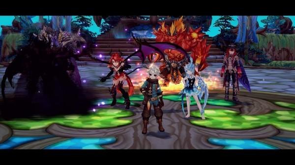 基本プレイ無料のドラマチックアクションRPG『セブンスダーク』 みんなで力を合わせて達成しよう!R7究極強化クリスタルなど手に入る「年はじめ大罪撃退イベント」を開催したよ~!!