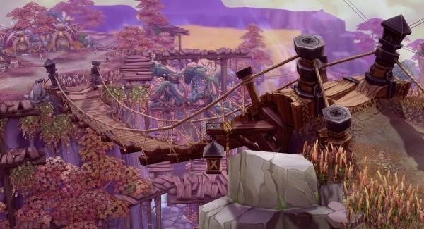 基本プレイ無料のドラマチックアクションRPG『セブンスダーク』 新武器「サイズ」を実装したよ~!