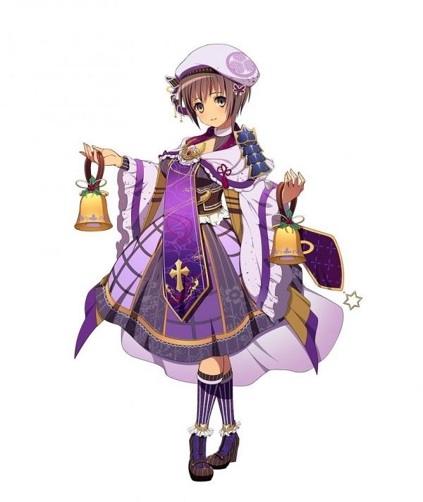 基本プレイ無料のブラウザ戦国王道RPG『戦国プロヴィデンス』 クリスマスガチャを開催そたぞ~!