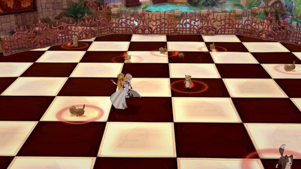 基本プレイ無料の新作ドラマチックアクションRPG『セブンスダーク』 ネズミとイヌから逃げ回るイベント「ラクーム・イン・クッキーランド」を開催したぞ~!!