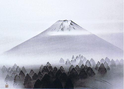 20170108 横山大観 黎明