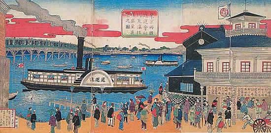 20170121 隅田川の川蒸気船