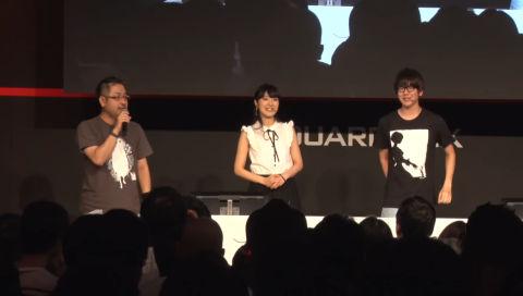 『NieR:Automata』TGS2016スペシャルステージ