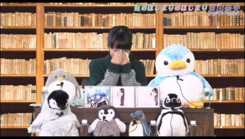 【動画】 東山奈央ソロデビュー記念特番~虹のはじまりのはじまり~