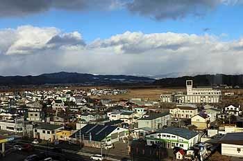 20161230_優駿の塔からの展望1