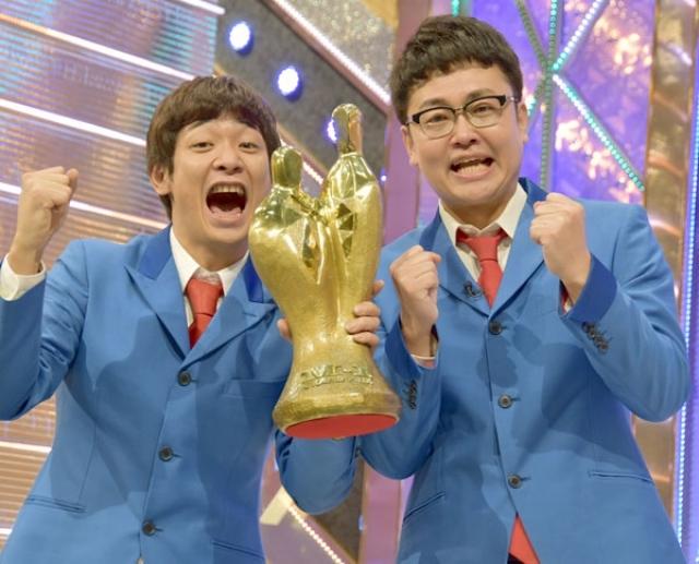 『M-1グランプリ2016』 銀シャリが優勝 12代目王者に