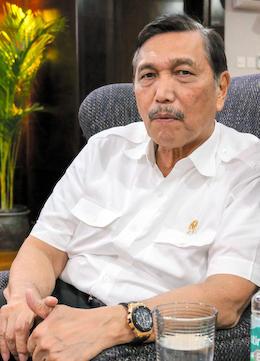 インドネシア 高速鉄道 中国 ルフット・パンジャイタン海事調整相 裏切り 信頼