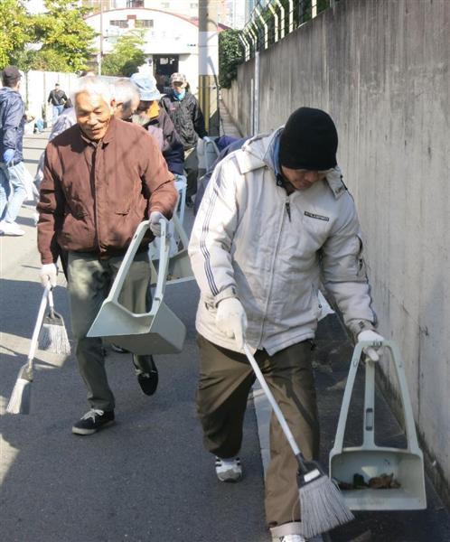 町内会 ゴミ出し 行政 住民税 コミュニティー 災害