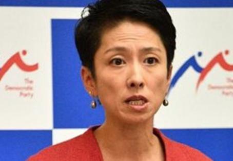 蓮舫氏、カジノ法案可決に涙 参院議員総会で「悔しい」