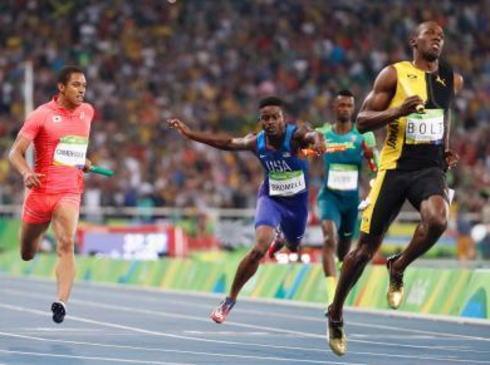男子400mリレー ウサイン・ボルト ネスタ・カーター ドーピング 北京五輪