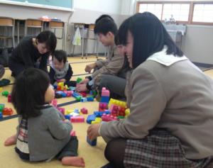 名城移動児童館①