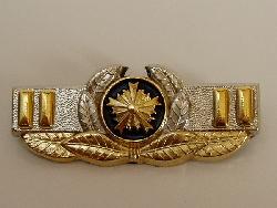 警部の階級章
