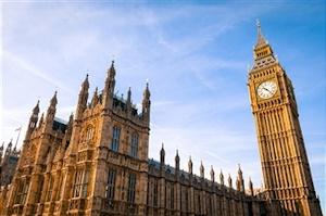 ロンドン国会議事堂