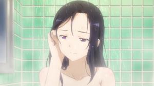 佐藤さん入浴中