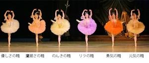 6人の妖精